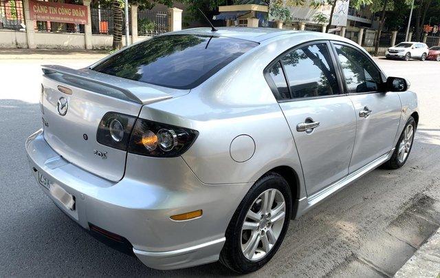 Chính chủ bán Mazda 3 2.0S 2009 bản full option nhập khẩu nguyên chiếc biển TNHN 5 số, đi 12000km, xe cực chất2