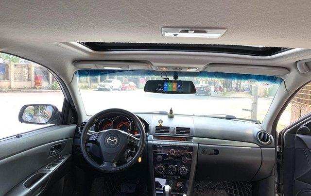 Chính chủ bán Mazda 3 2.0S 2009 bản full option nhập khẩu nguyên chiếc biển TNHN 5 số, đi 12000km, xe cực chất4