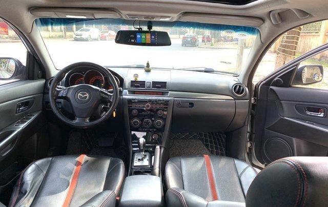 Chính chủ bán Mazda 3 2.0S 2009 bản full option nhập khẩu nguyên chiếc biển TNHN 5 số, đi 12000km, xe cực chất8