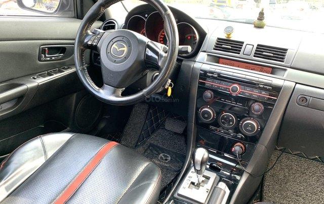 Chính chủ bán Mazda 3 2.0S 2009 bản full option nhập khẩu nguyên chiếc biển TNHN 5 số, đi 12000km, xe cực chất9
