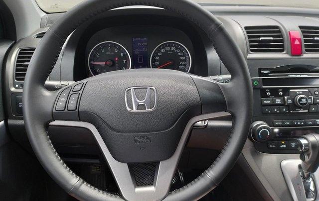 Honda CRV 2011, 1 đời chủ xe nhà trùm mền không chạy, cực mới, mới không có đối thủ so với đời này10