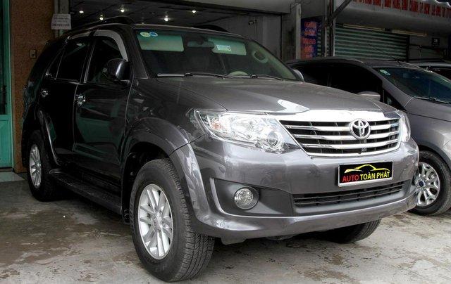 Xe Toyota Fortuner 2013 - 590 triệu1