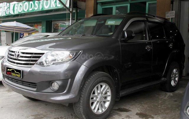 Xe Toyota Fortuner 2013 - 590 triệu2