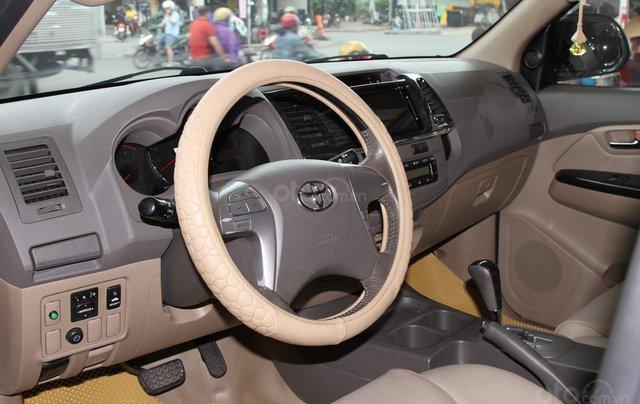 Xe Toyota Fortuner 2013 - 590 triệu5