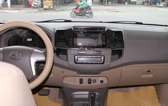 Xe Toyota Fortuner 2013 - 590 triệu7