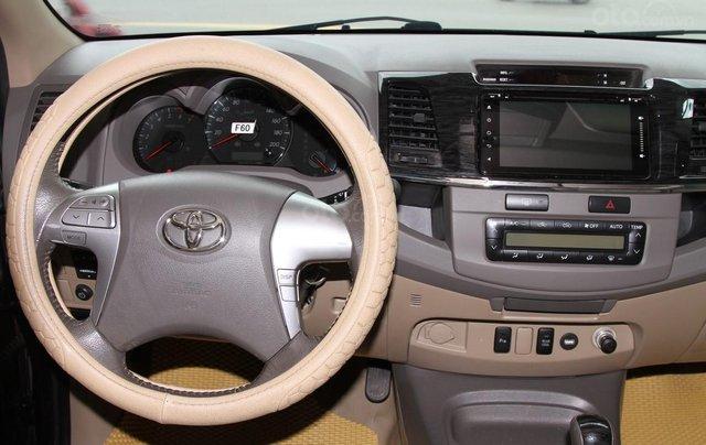 Xe Toyota Fortuner 2013 - 590 triệu8