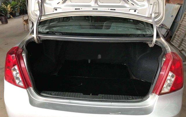 Cần bán Daewoo Lacetti năm sản xuất 2009, màu bạc7