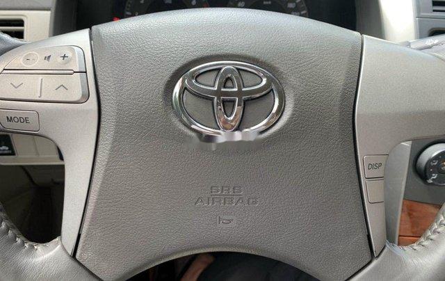 Bán Toyota Corolla Altis sản xuất 2010, màu đen số tự động4