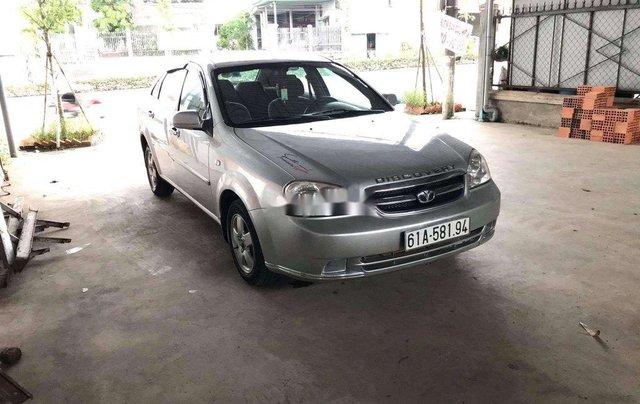 Cần bán Daewoo Lacetti năm sản xuất 2009, màu bạc2