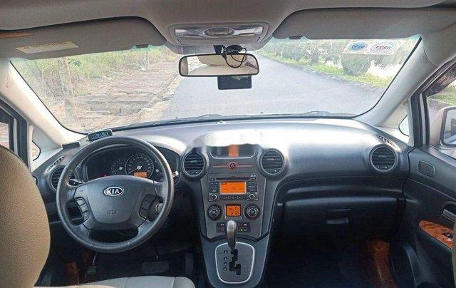 Bán ô tô Kia Carens sản xuất năm 2009, màu bạc, nhập khẩu, số tự động6