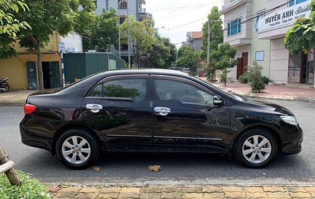 Bán Toyota Corolla Altis sản xuất 2010, màu đen số tự động3