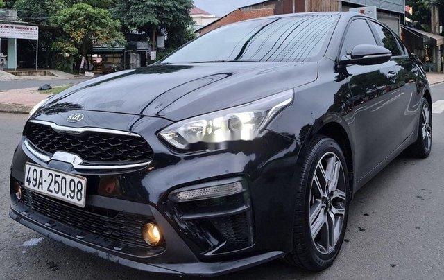 Cần bán Kia Cerato đời 2018, màu đen2