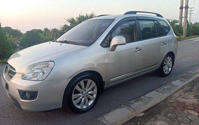 Bán ô tô Kia Carens sản xuất năm 2009, màu bạc, nhập khẩu, số tự động3
