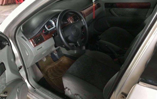 Cần bán Daewoo Lacetti năm sản xuất 2009, màu bạc9