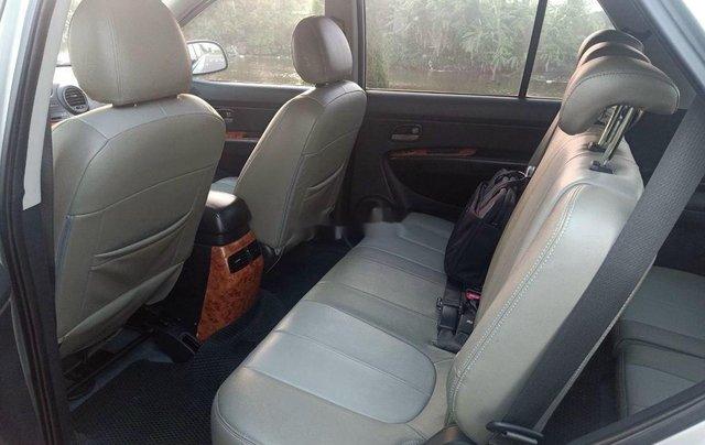 Bán ô tô Kia Carens sản xuất năm 2009, màu bạc, nhập khẩu, số tự động7