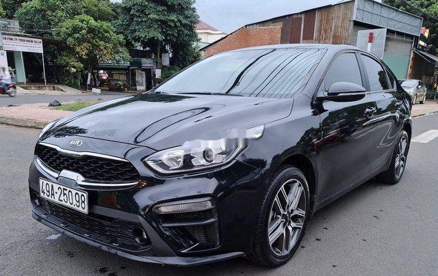 Cần bán Kia Cerato đời 2018, màu đen1