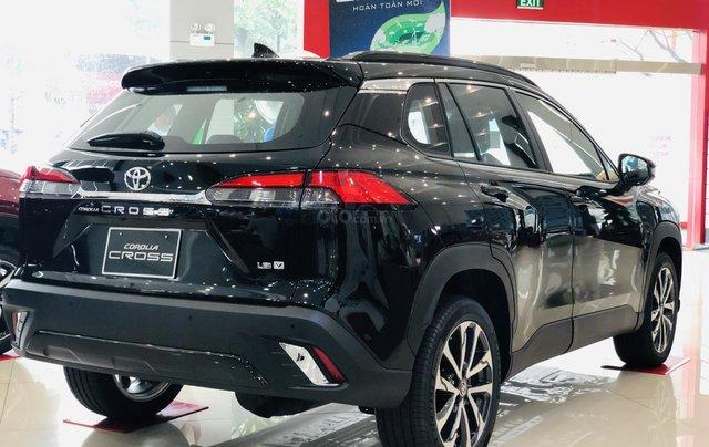 """""""Hot"""" Corolla Cross bản cao cấp, đủ màu giao ngay, nhập Thái - 260 triệu nhận xe ngay2"""