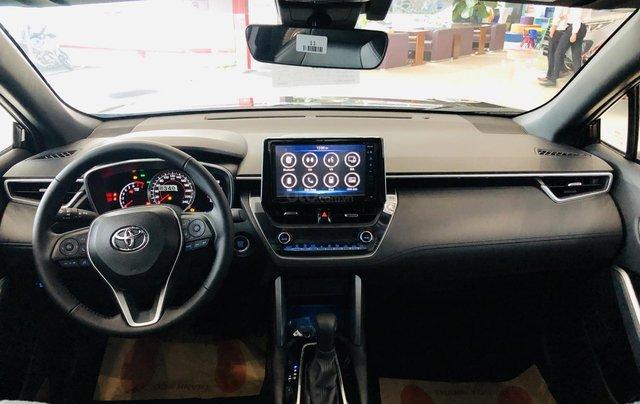 """""""Hot"""" Corolla Cross bản cao cấp, đủ màu giao ngay, nhập Thái - 260 triệu nhận xe ngay3"""