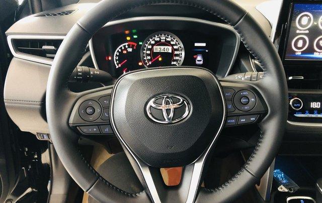 """""""Hot"""" Corolla Cross bản cao cấp, đủ màu giao ngay, nhập Thái - 260 triệu nhận xe ngay7"""