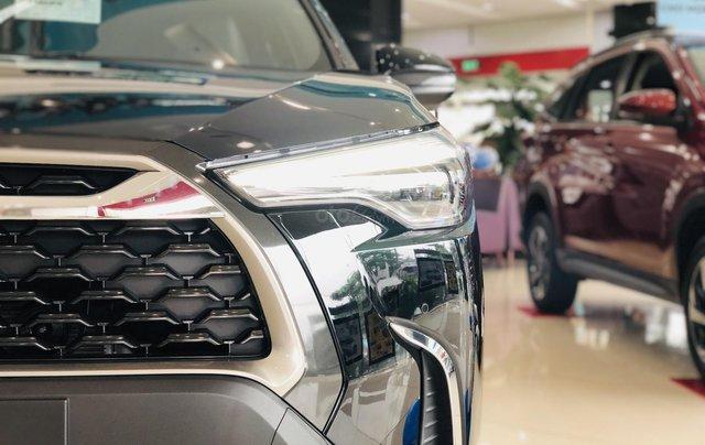 """""""Hot"""" Corolla Cross bản cao cấp, đủ màu giao ngay, nhập Thái - 260 triệu nhận xe ngay10"""