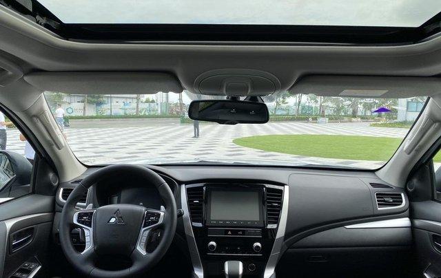 New Pajero Sport 2020 - chiếc SUV thực thụ đẳng cấp nhất phân khúc, tặng iphone 11 Pro Max khi mua xe5