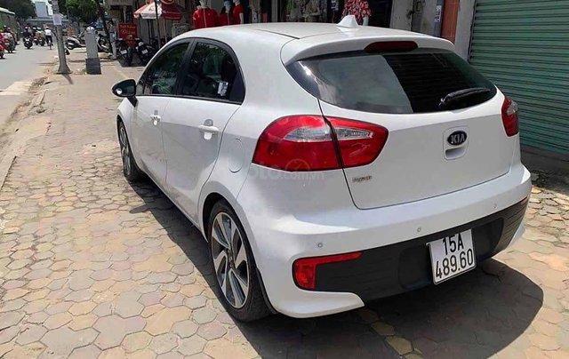 Bán ô tô Kia Rio đời 2015, màu trắng, nhập khẩu nguyên chiếc  3
