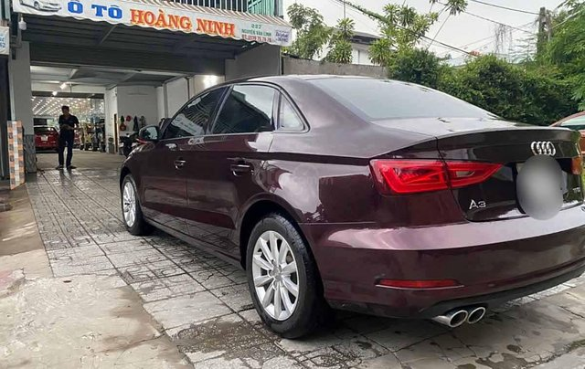 Bán Audi A3 năm 2014, màu nâu, nhập khẩu còn mới1