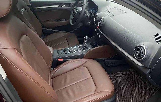 Bán Audi A3 năm 2014, màu nâu, nhập khẩu còn mới3