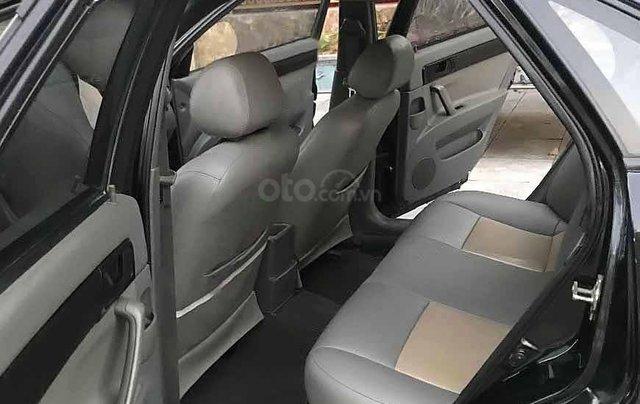 Bán Daewoo Lacetti SE sản xuất năm 2004, màu đen còn mới 3