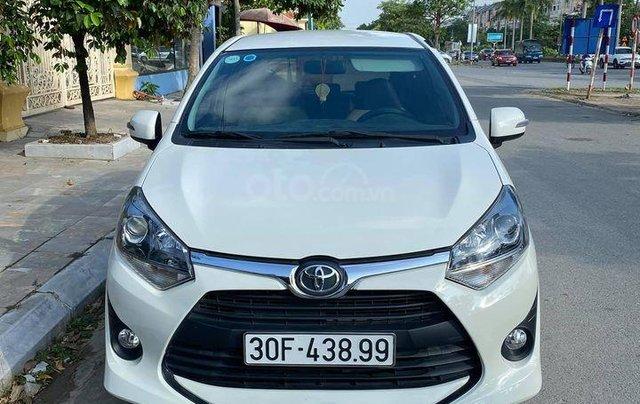 Cần bán Toyota Wigo đời 2018, màu trắng, giá 305tr2