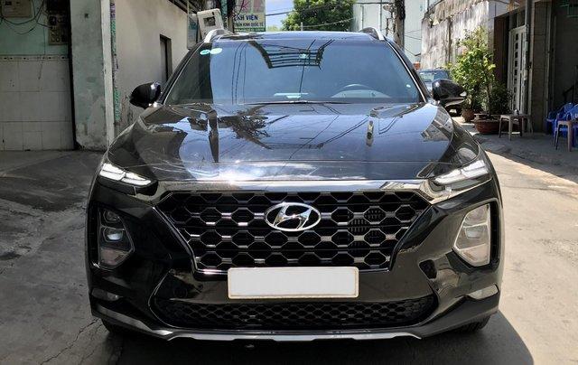 Hyundai SantaFe Premium 2.2L HTRAC, 2019, lướt 4.800km hỗ trợ trả góp0