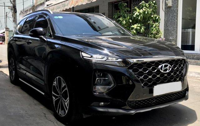Hyundai SantaFe Premium 2.2L HTRAC, 2019, lướt 4.800km hỗ trợ trả góp2