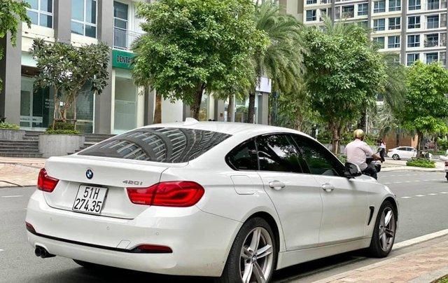 Bán BMW 420i GranCoupe LCI SportLine model 2020, màu trắng3