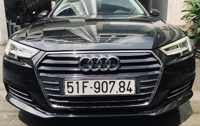 Bán Audi A4 2.0 SX 2016 xe cực mới đi ít giá tốt bao kiểm tra chất lượng xe tại hãng0
