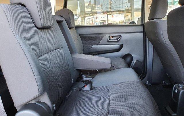 Suzuki Ertiga full option giá cực sốc, hỗ trợ trả góp cực cao, chỉ còn vài xe trả trước 100 triệu có xe lăn bánh3