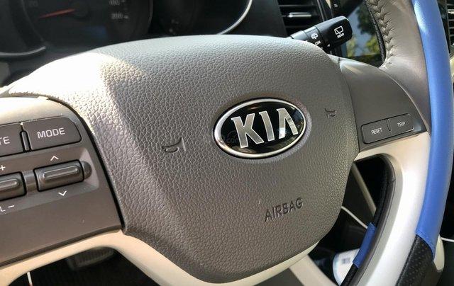Kia Morning SI 1.25 AT 2016 xe đẹp bao check8