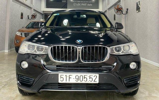 Bán BMW X3 2014 đăng ký 2015, xe đẹp không lỗi bao check hãng0