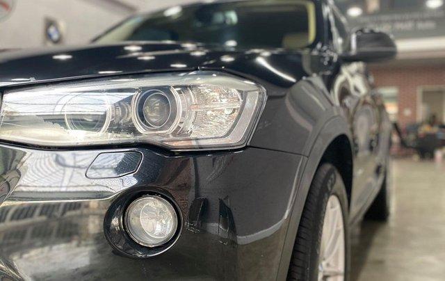 Bán BMW X3 2014 đăng ký 2015, xe đẹp không lỗi bao check hãng5