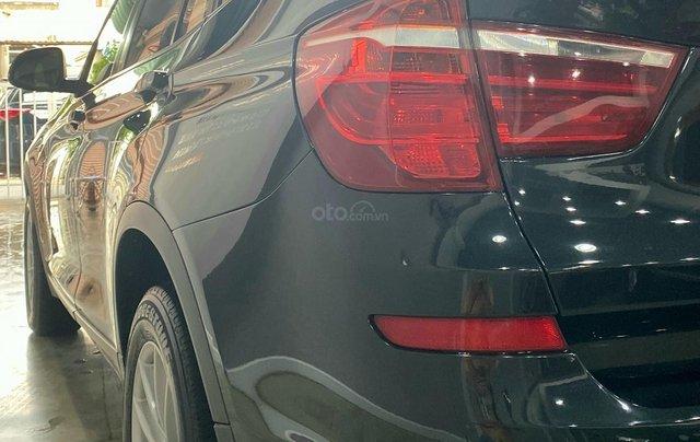 Bán BMW X3 2014 đăng ký 2015, xe đẹp không lỗi bao check hãng7