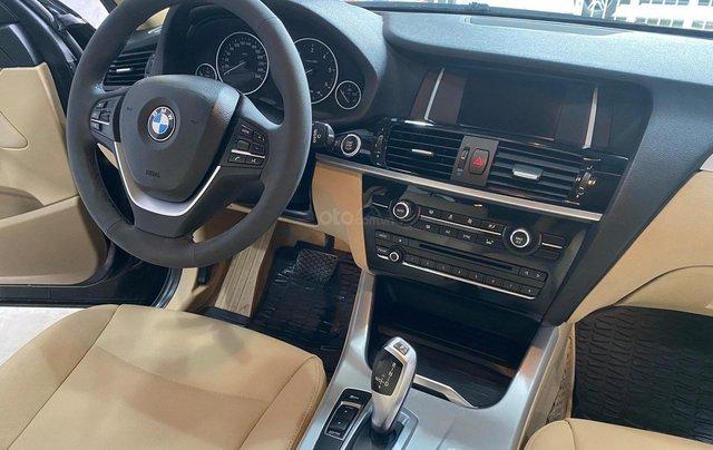 Bán BMW X3 2014 đăng ký 2015, xe đẹp không lỗi bao check hãng9