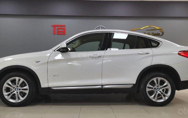 BMW X4 Xdrive 28i 2014, màu trắng, xe nhập3