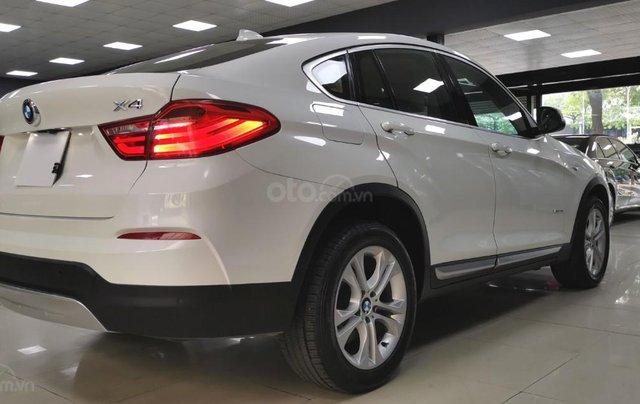 BMW X4 Xdrive 28i 2014, màu trắng, xe nhập4