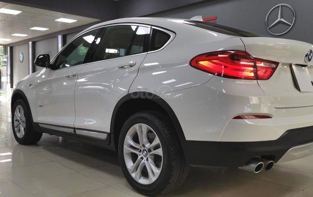 BMW X4 Xdrive 28i 2014, màu trắng, xe nhập5