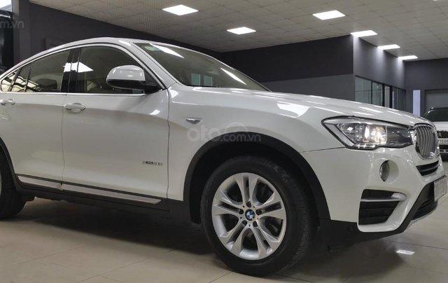 BMW X4 Xdrive 28i 2014, màu trắng, xe nhập2