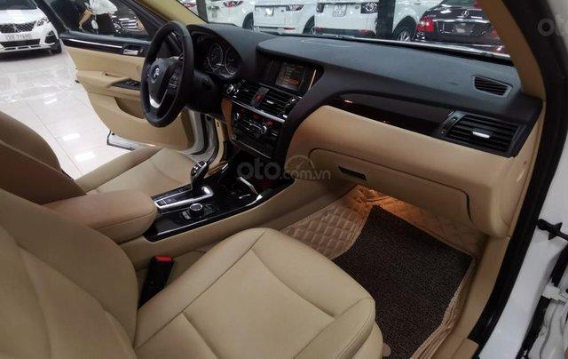 BMW X4 Xdrive 28i 2014, màu trắng, xe nhập11