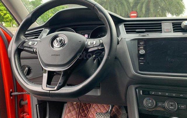 Volkswagen Tiguan All Space 2.0l Turbo 2017 nhập khẩu, ĐKLĐ 20183