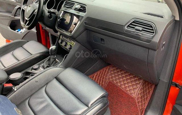 Volkswagen Tiguan All Space 2.0l Turbo 2017 nhập khẩu, ĐKLĐ 20181