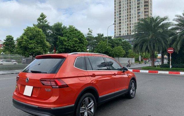 Volkswagen Tiguan All Space 2.0l Turbo 2017 nhập khẩu, ĐKLĐ 20187