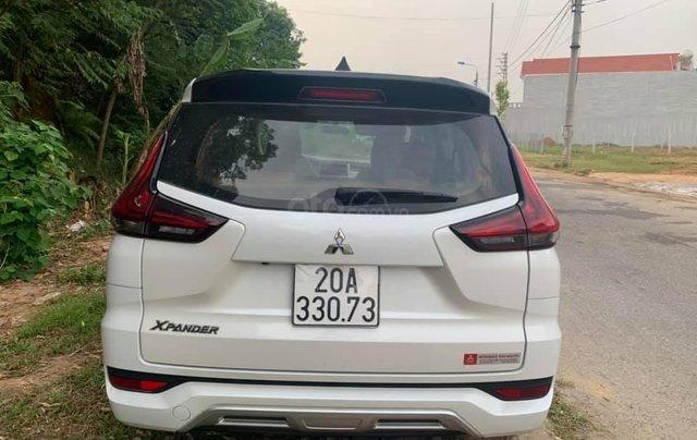 Bán Mitsubishi Xpander 2019 màu trắng2
