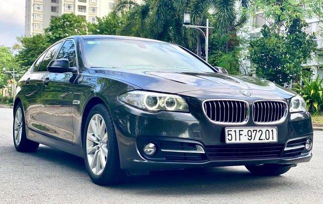 Bán BMW 520i Sx 2016, xe đẹp đi 33000km, bao kiểm tra chất lượng tại hãng1